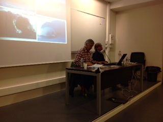 Conférence Joël de Rosnay et Gibus de Soultrait